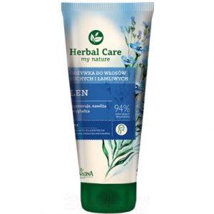 Кондиционер для волос Farmona Herbal Care Льняной