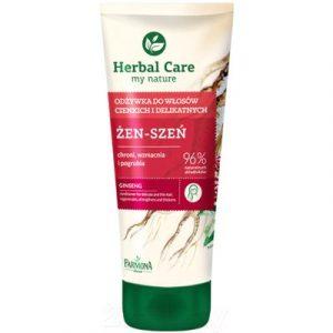 Кондиционер для волос Farmona Herbal Care Женьшеневый