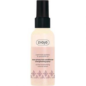 Кондиционер для волос Ziaja Cashmere двухфазный укрепляющий кашемир и масло амаранта