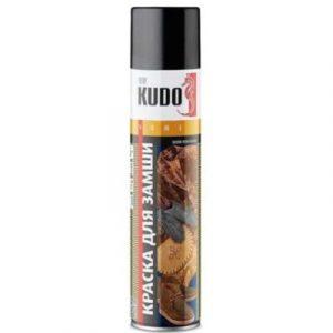 Краска для обуви Kudo Для замши и нубука