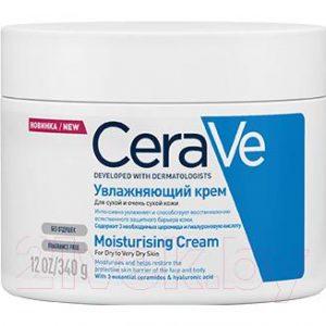 Крем для лица CeraVe Увлажняющий для сухой и очень сухой кожи