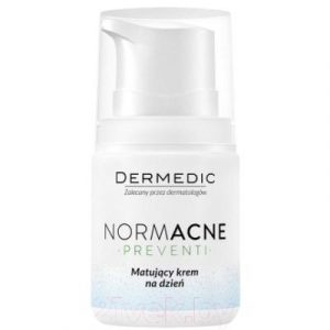 Крем для лица Dermedic Normacne матирующий дневной
