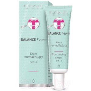 Крем для лица Floslek Balance T-zone Normalizing cream SPF10