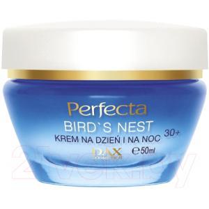 Крем для лица Perfecta Bird's Nest Интенсивное увлажнение и питание 30+ день/ночь