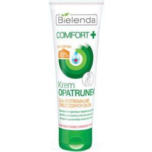 Крем для рук Bielenda Comfort чрезвычайно активный уход за поврежденной кожей