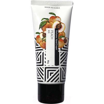 Крем для рук Jungnani Perfume Hand Cream Peach