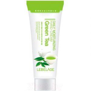 Крем для рук Lebelage Daily Moisturizing Green Tea Hand Cream