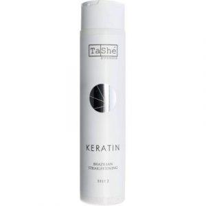 Крем для выпрямления волос Tashe Keratin Brazilian Tashe Step 2