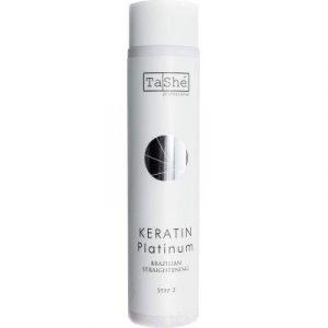 Крем для выпрямления волос Tashe Keratin Platinum Tashe Step 2