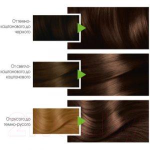 Крем-краска для волос Garnier Color Naturals Creme 4.1/2