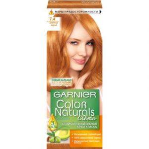 Крем-краска для волос Garnier Color Naturals Creme 7.4