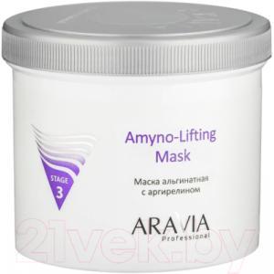 Маска для лица альгинатная Aravia Professional Amyno-Lifting