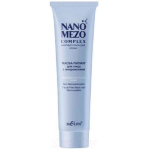 Маска для лица Belita NanoMezoComplex с микроиглами нановитализация кожи