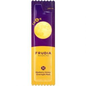 Маска для лица гелевая Frudia Питательная ночная с черникой и медом