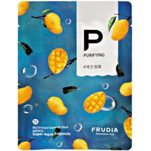 Маска для лица тканевая Frudia Смягчающая с манго