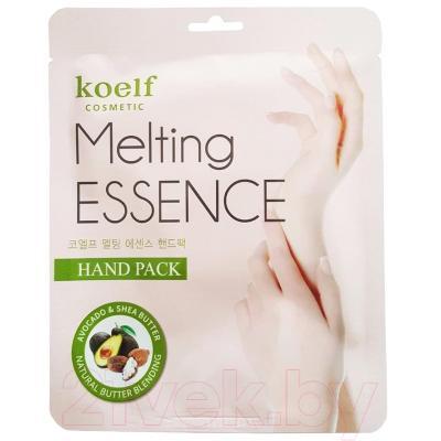 Маска для рук Koelf Melting Essence Hand Pack смягчающая перчатки