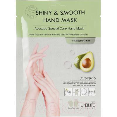 Маска для рук Labute Shiny&Smooth Hand Mask