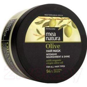 Маска для волос Farcom Mea Natura Olive питательная с оливковым маслом