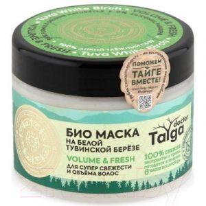 Маска для волос Natura Siberica Doctor Taiga био для супер свежести и объема волос