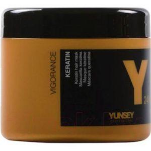 Маска для волос Yunsey Professional Vigorance 24k Keratin Hair Mask