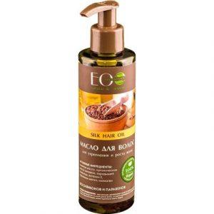 Масло для волос Ecological Organic Laboratorie Укрепление и рост волос