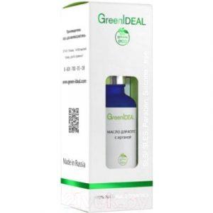 Масло для волос GreenIdeal С арганой натуральное