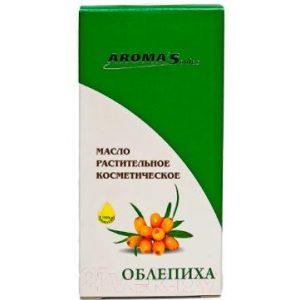 Масло косметическое Aroma Saules Растительное Облепиха