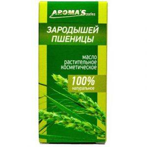 Масло косметическое Aroma Saules Растительное Зародышей пшеницы
