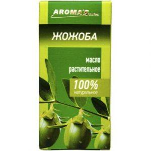 Масло косметическое Aroma Saules Растительное Жожоба