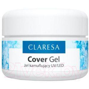 Моделирующий гель для ногтей Claresa Builder Gel Cover