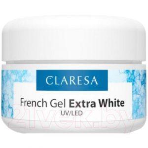 Моделирующий гель для ногтей Claresa Builder Gel Extra White