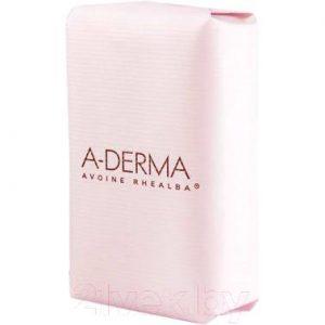 Мыло твердое A-Derma С молочком овса