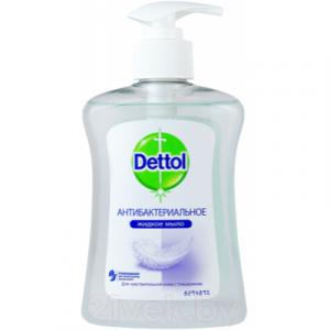 Мыло жидкое Dettol Антибактериальное для чувствительной кожи с глицерином