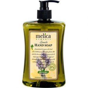 Мыло жидкое Melica Organic С экстрактом лаванды для рук