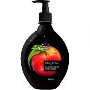 Мыло жидкое Вкусные секреты Персиковое