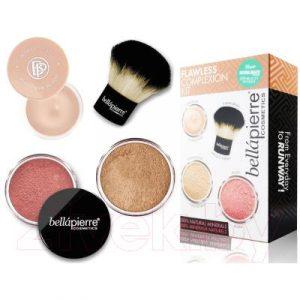 Набор декоративной косметики Bellapierre Flawless Complexion Kit тон Dark