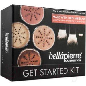 Набор декоративной косметики Bellapierre Get Started Kit тон Medium