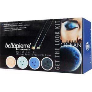 Набор декоративной косметики Bellapierre Get the Look Kit тон Deep Ocean