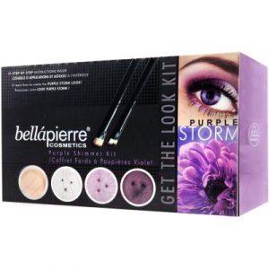 Набор декоративной косметики Bellapierre Get the Look Kit тон Purple Storm