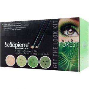 Набор декоративной косметики Bellapierre Get the Look Kit тон Wild Forest