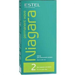 Набор для химической завивки Estel Niagara для химической завивки для нормальных волос