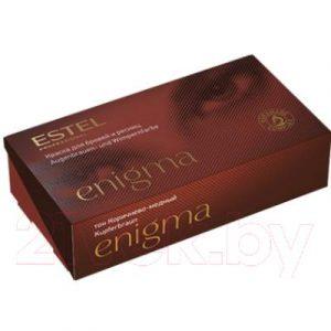 Набор для окрашивания бровей Estel Enigma тон коричнево-медный
