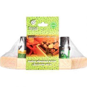 Набор эфирных масел Банные Штучки Дыхание леса / 32156