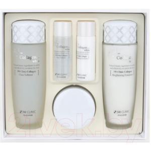 Набор косметики для лица 3W Clinic Collagen Whitening Skin Care Items 3 Set