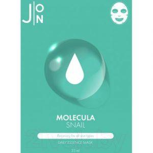 Набор масок для лица J:ON Molecula Snail Daily Essence Mask тканевые