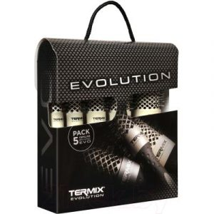 Набор расчесок Termix Evolution Soft / P-MLT-EVO5SC