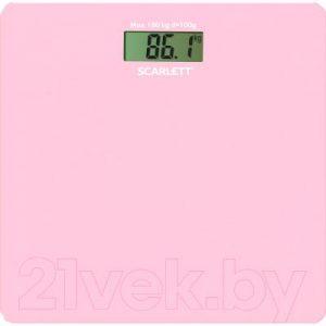 Напольные весы электронные Scarlett SC-BS33E041
