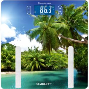 Напольные весы электронные Scarlett SC-BS33ED12