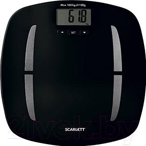 Напольные весы электронные Scarlett SC-BS33ED83