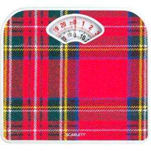 Напольные весы механические Scarlett SC-BS33M042
